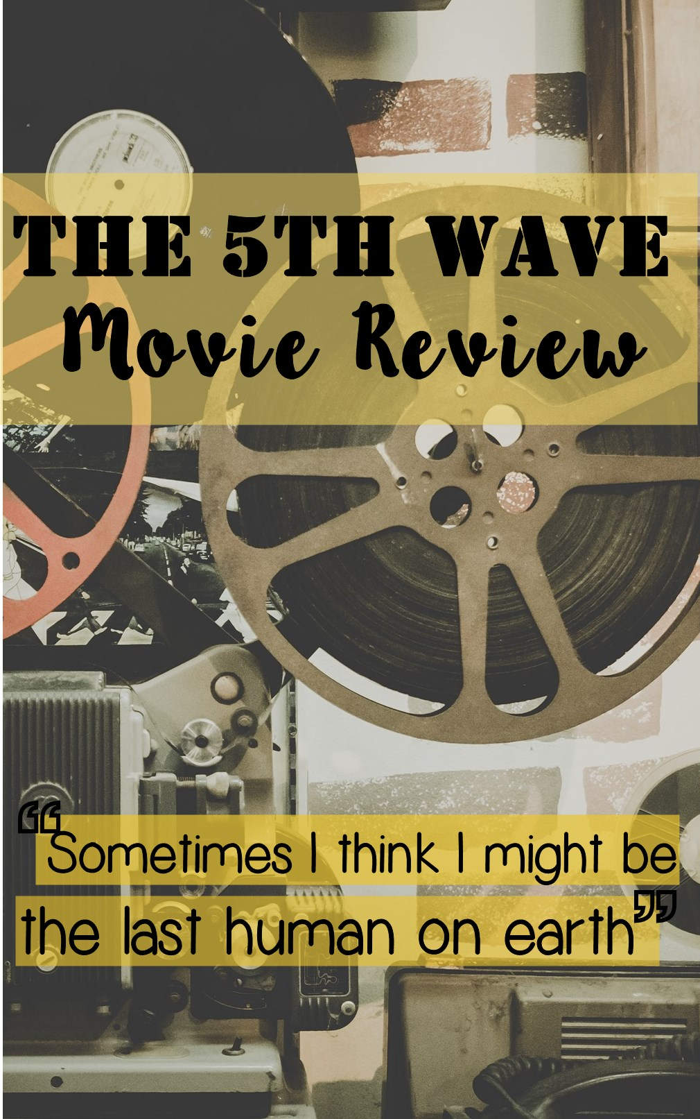 the 5th Wave Movie Review