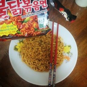Spicy-Korean-Noodle