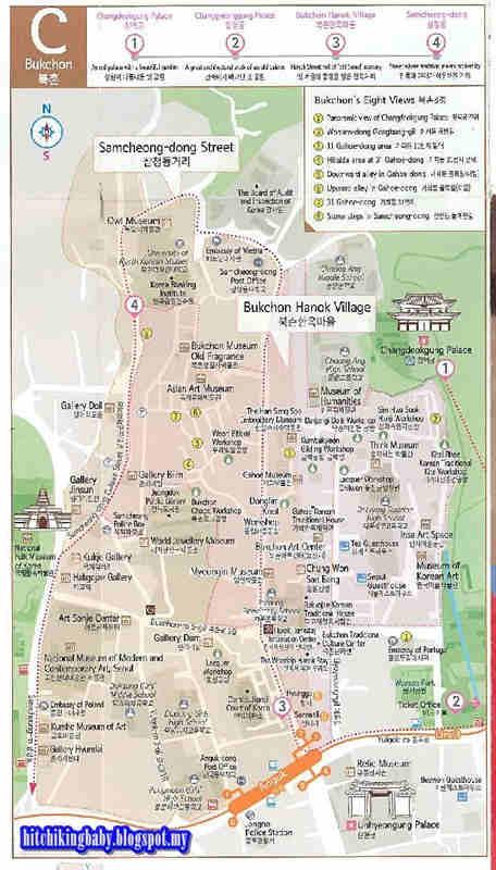 bukchon-map