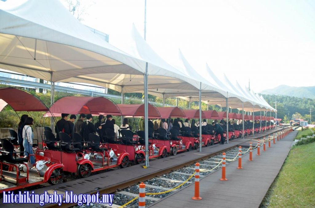 gangchon-railpark-bikes