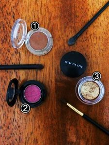 Aritaum eyeshadow, innisfree eyeshadow