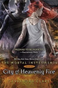 City of Heavenly Fire (The Mortal Instruments #5)
