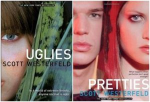 Uglies and Pretties (Uglies #1 and #2) by Scott Westerfeld