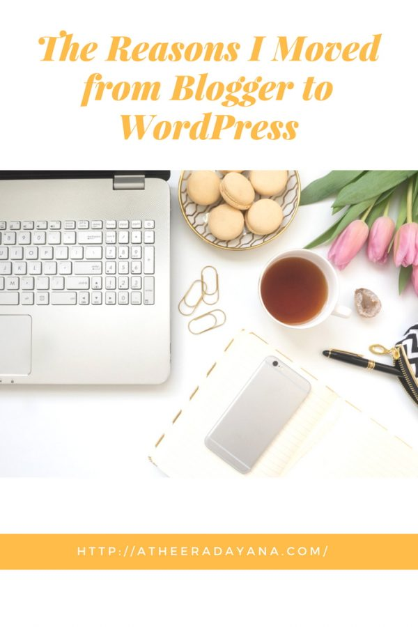 If you want to start a blog, there platform like Blogger and WordPress you can choose from. Here are the reasons I Moved from Blogger to WordPress.