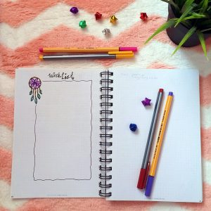 This simple bullet journal system is so easy and fun to do. This is a brief of my bullet journal so that you can start your own bullet journal too.