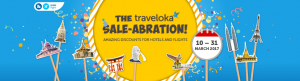 It's Here! The Traveloka Sale-Abration