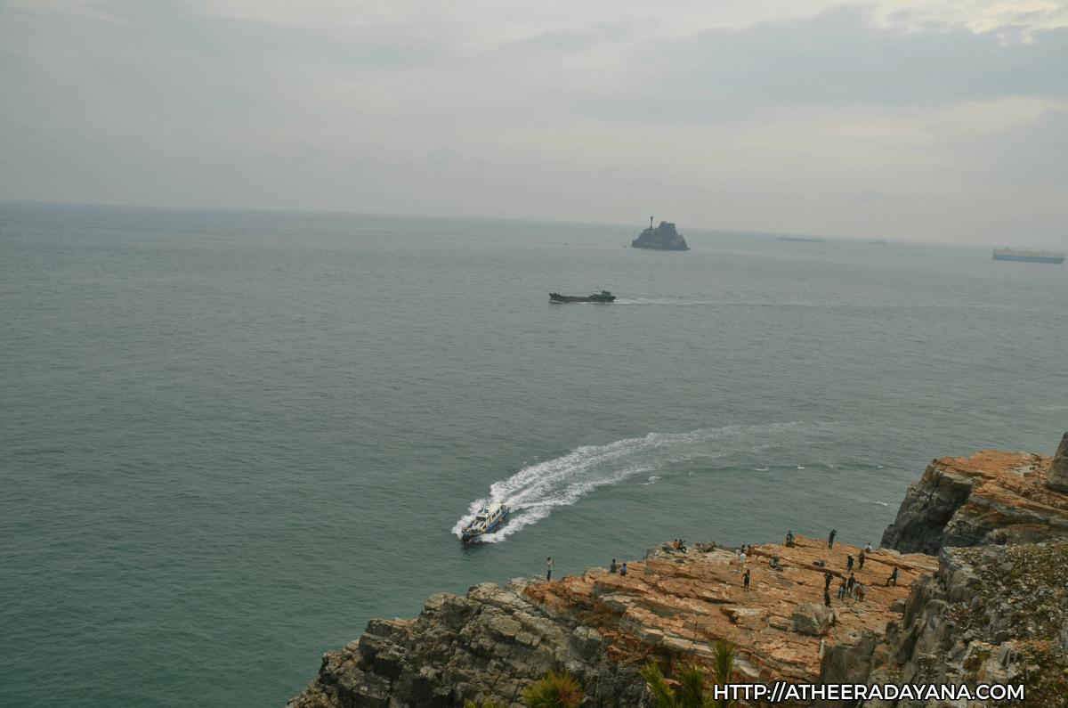 taejeongdae-rock-island-view
