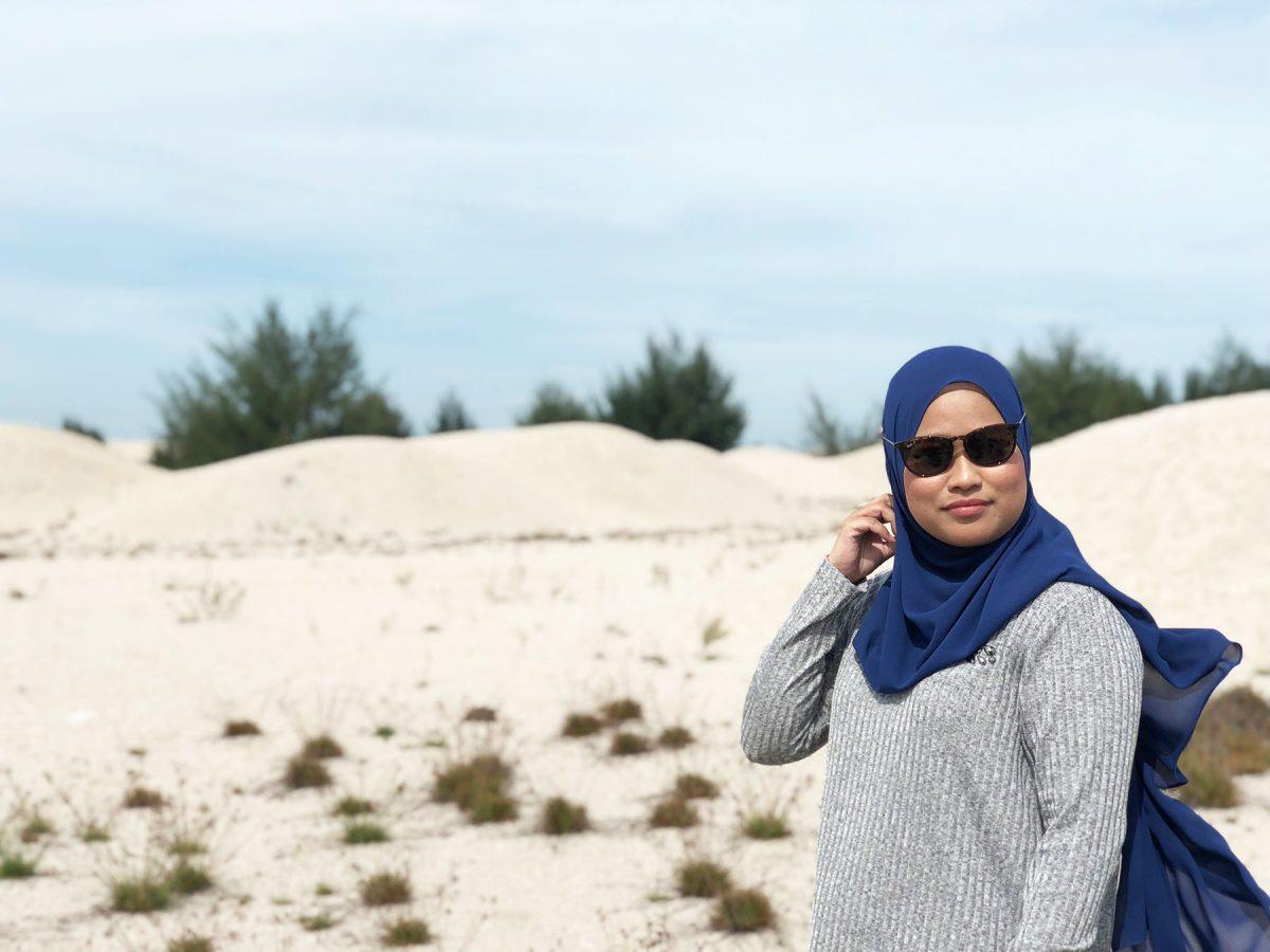 white-sand-dune-melaka-closeup-shoot